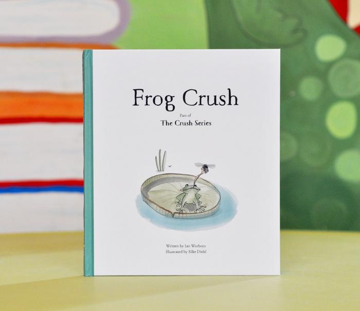 FROG CRUSH - Ian Worboys, Silke Diehl 0