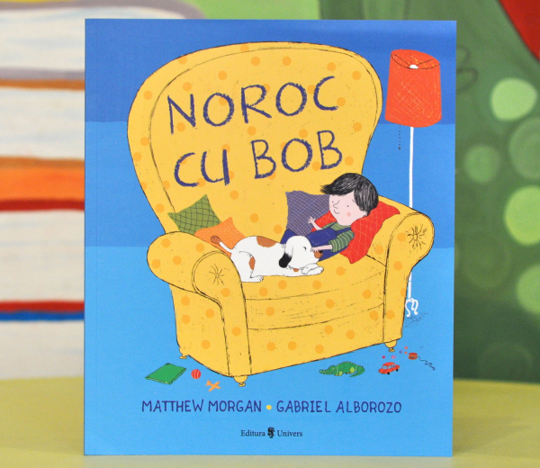 NOROC CU BOB - Matthew Morgan 0