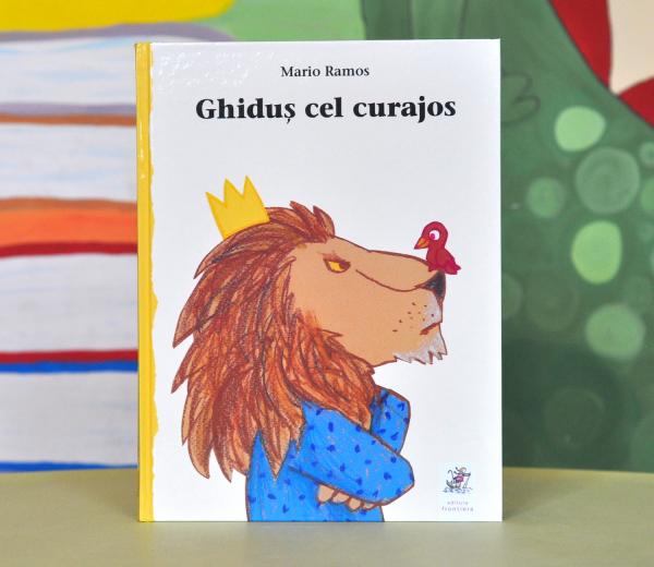 GHIDUȘ CEL CURAJOS - Mario Ramos 6