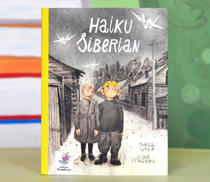 HAIKU SIBERIAN - Jurga Vile, Lina Itagaki [0]