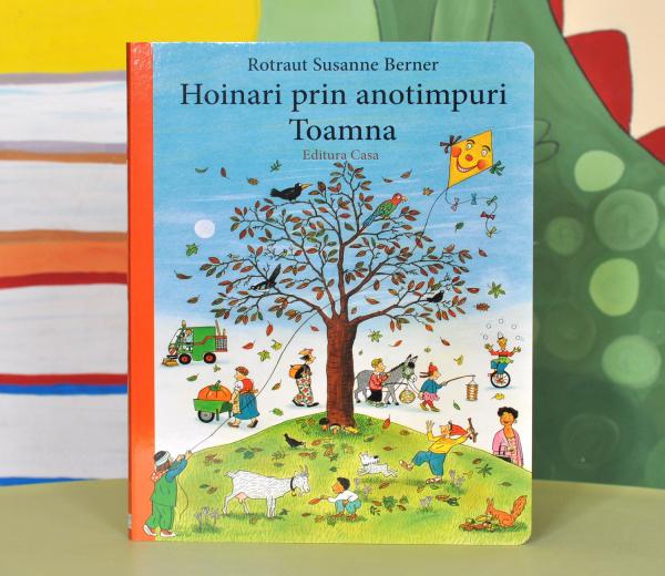 HOINARI PRIN ANOTIMPURI. TOAMNA - Rotraut Susanne Berner [0]