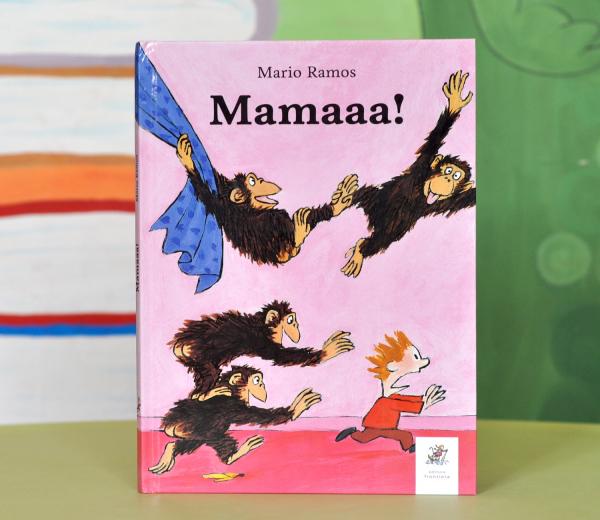 MAMAAA - Mario Ramos 0