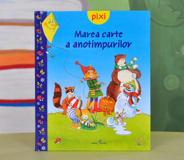 PIXI. MAREA CARTE A ANOTIMPURILOR 0