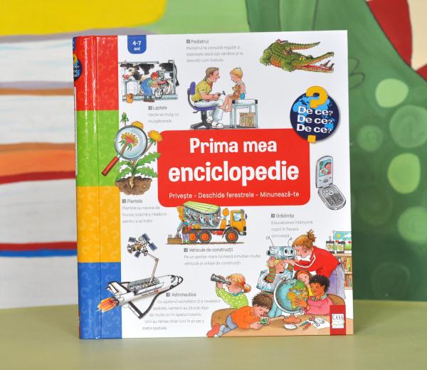 PRIMA MEA ENCICLOPEDIE -  Andrea Erne 0