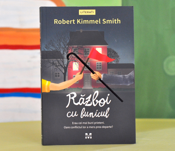 RĂZBOI CU BUNICUL - Robert Kimmel Smith 0