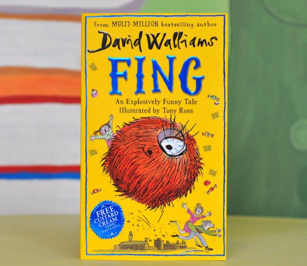 FING - David Walliams [0]