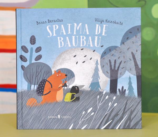 SPAIMA DE BAUBAU - Benas Berantas [0]