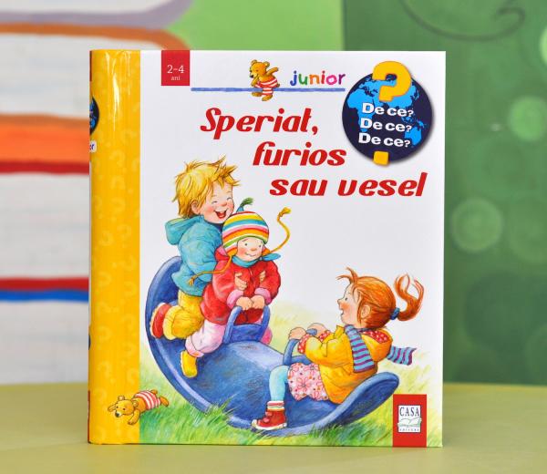 SPERIAT, FURIOS SAU VESEL - Doris Rübel 0