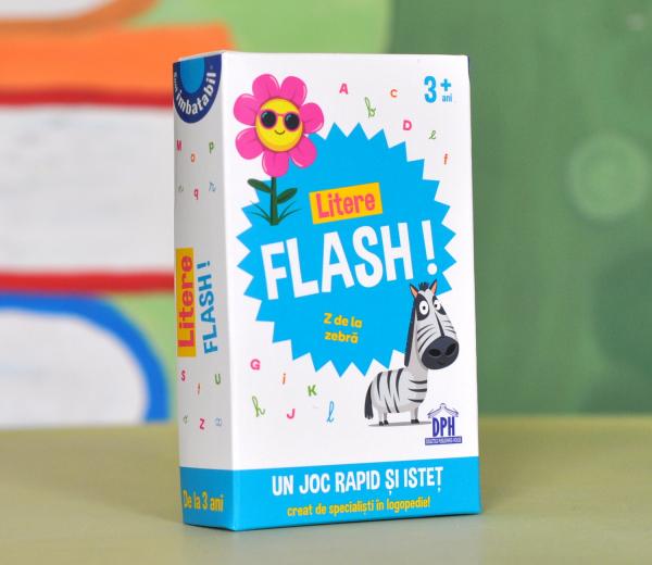 SUNT IMBATABIL: LITERE FLASH! 0