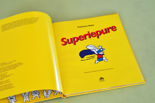 SUPERIEPURE - Stephanie Blake 1