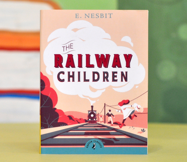 THE RAILWAY CHILDREN - Edith Nesbit  0