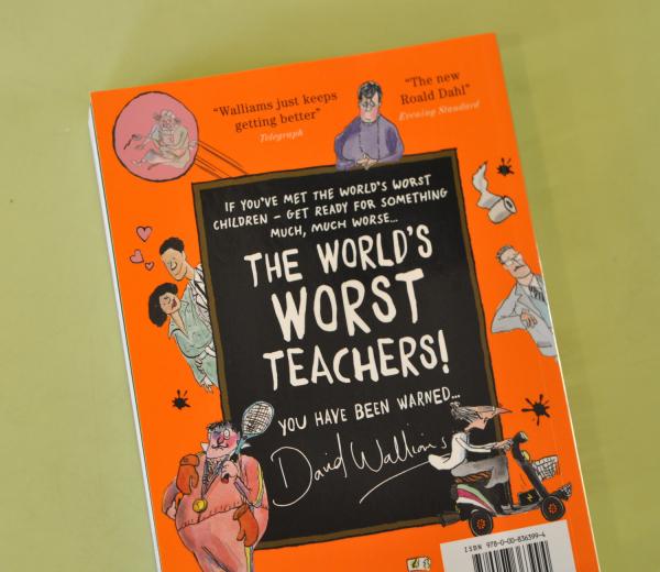 THE WORLD'S WORST TEACHERS - David Walliams [2]