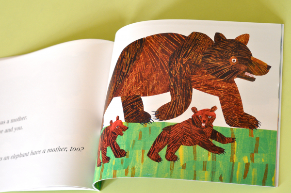 DOES A KANGAROO HAVE A MOTHER, TOO? - Eric Carle 3
