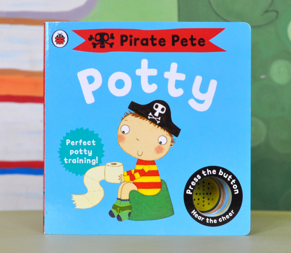 PIRATE PETE'S POTTY - Andrea Pinnington 0