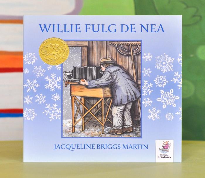 WILLIE FULG DE NEA – Jacqueline Briggs Martin [0]