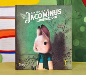 FABULOASELE ORE ALE LUI JACOMINUS GAINSBOROUGH - Rebecca Dautremer0