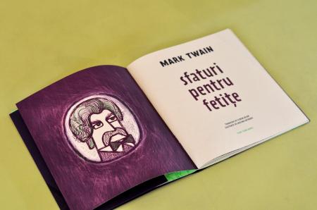 SFATURI PENTRU FETIȚE - Mark Twain [1]