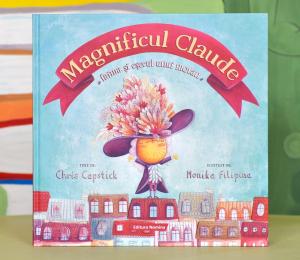 MAGNIFICUL CLAUDE - Chris Capstick0