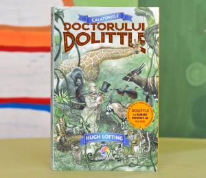 CĂLĂTORIILE DOCTORULUI DOLITTLE -  Hugh Lofting [0]