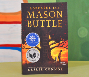 ADEVĂRUL LUI MASON BUTTLE - Leslie Connor0