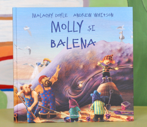 MOLLY SI BALENA - Malachy Doyle0