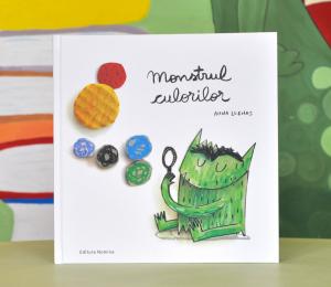 MONSTRUL CULORILOR - Anna Llenas0