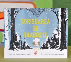 SCRISOAREA DE DRAGOSTE - Anika Aldamuy Denise0