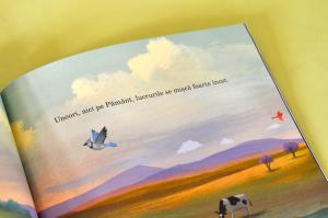 NOI SUNTEM AICI - Note despre viață pe planeta Pământ - Oliver Jeffers [4]