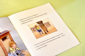 MADELINE FINN ȘI CĂȚELUL BIBLIOTECAR - Lisa Papp3