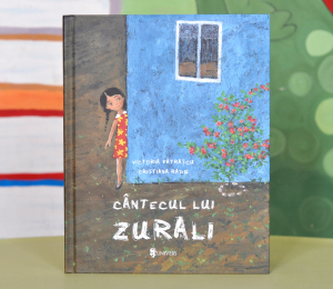 CÂNTECUL LUI ZURALI - Victoria Pătrașcu0
