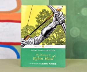 THE ADVENTURES OF ROBIN HOOD - Roger Lancelyn Green0