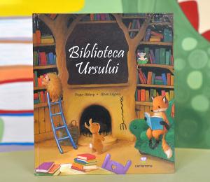 BIBLIOTECA URSULUI - Poppy Bishop [0]