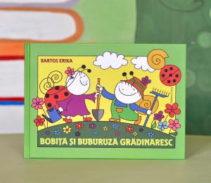 BOBIŢĂ ŞI BUBURUZĂ GRĂDINĂRESC - Bartos Erika0