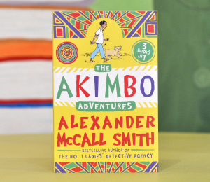 THE AKIMBO ADVENTURES - Alexander McCall Smith0