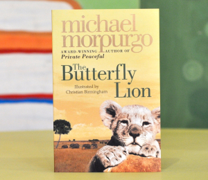 THE BUTTERFLY LION - Michael Morpurgo0