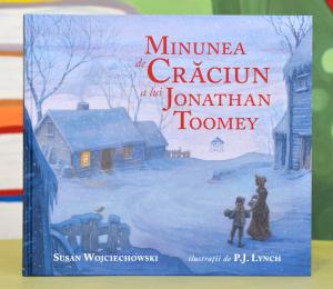 MINUNEA DE CRĂCIUN A LUI JONATHAN TOOMEY - Susan Wojciechowski [0]