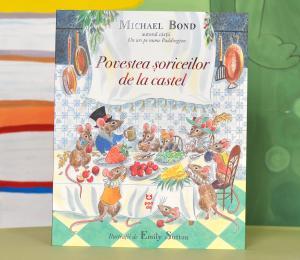 POVESTEA ȘORICEILOR DE LA CASTEL - Michael Bond [0]