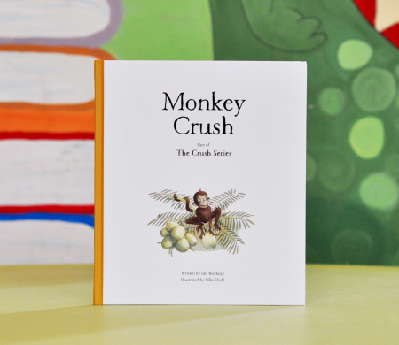 MONKEY CRUSH - Ian Worboys, Silke Diehl [0]