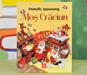 MOȘ CRĂCIUN - Mauri Kunnas0