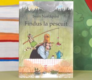 """FINDUS LA PESCUIT  - (Seria """"Pettson și Findus"""") - Sven Nordqvist [0]"""