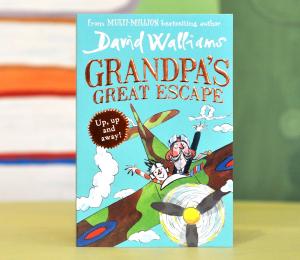 GRANDPA'S GREAT ESCAPE - David Walliams0