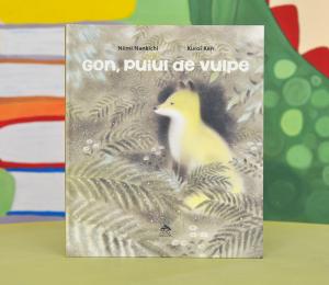 GON, PUIUL DE VULPE - Niimi Nankichi [0]