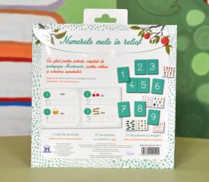 numerele mele în relief montessori - céline santini, vendula kachel [1]