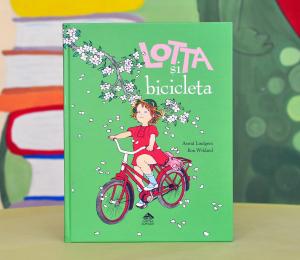 LOTTA ȘI BICICLETA - Astrid Lindgren0