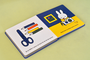 MIFFY MERGE LA BUNICI. CARTE CU PUZZLE - Dick Bruna3