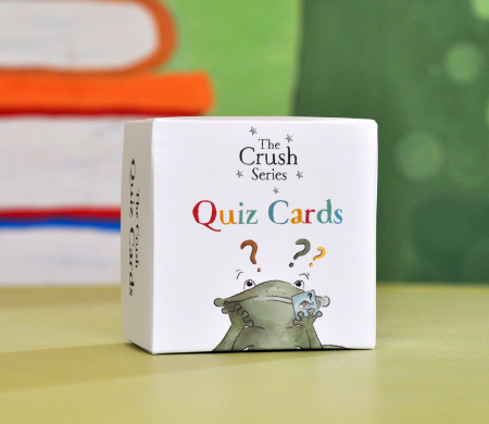 QUIZ CARDS - THE CRUSH SERIES - Ian Worboys, Silke Diehl0