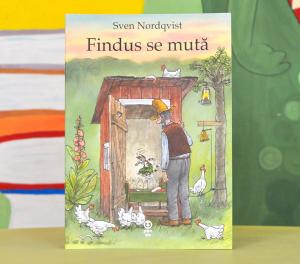 """FINDUS SE MUTĂ  - (Seria """"Pettson și Findus"""") - Sven Nordqvist [0]"""