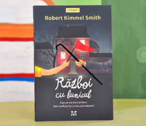 RĂZBOI CU BUNICUL - Robert Kimmel Smith0