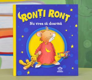 RONȚI RONȚ NU VREA SĂ DOARMĂ - Anna Casalis0