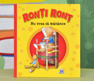 RONȚI RONȚ NU VREA SĂ MĂNÂNCE - Anna Casalis [0]